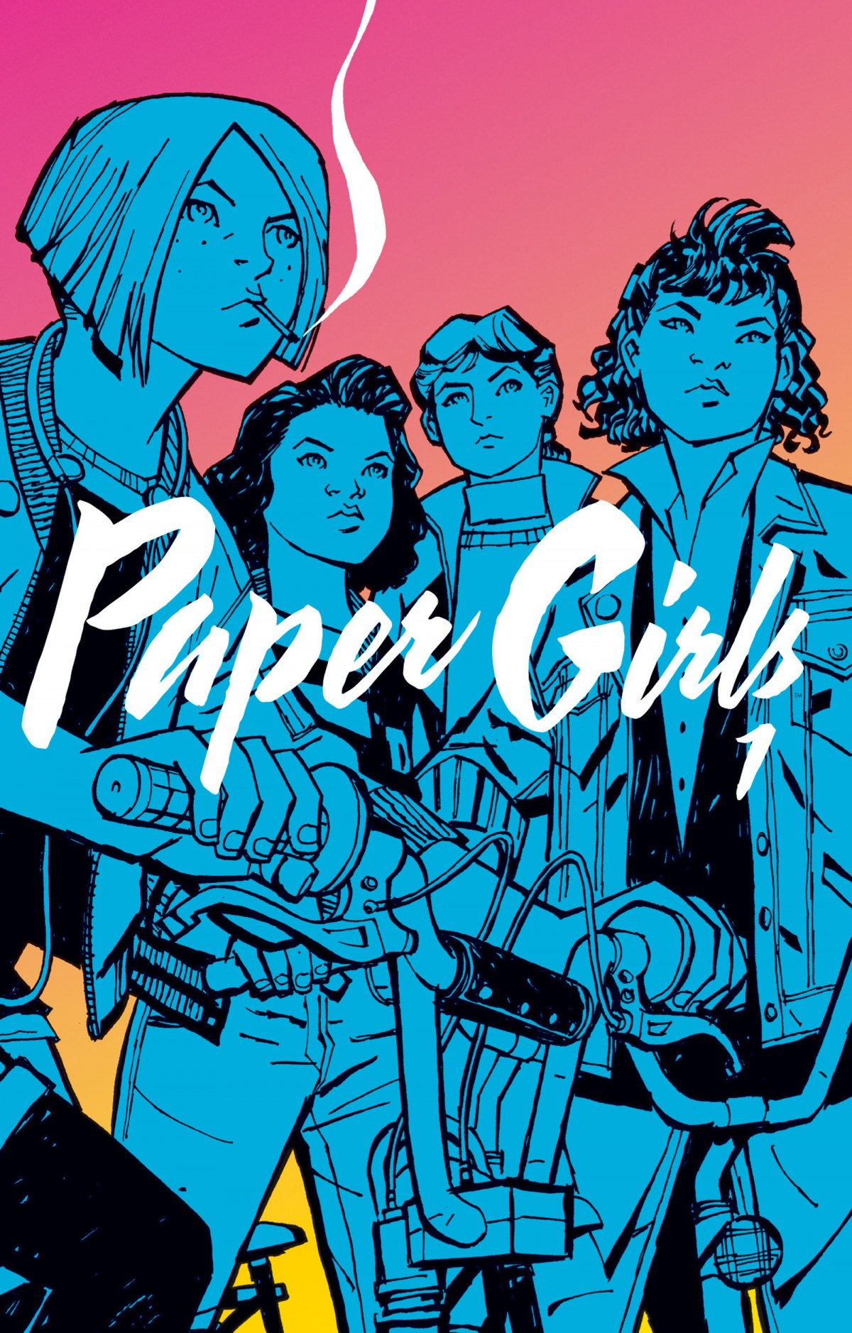 PAPERS GIRLS 1