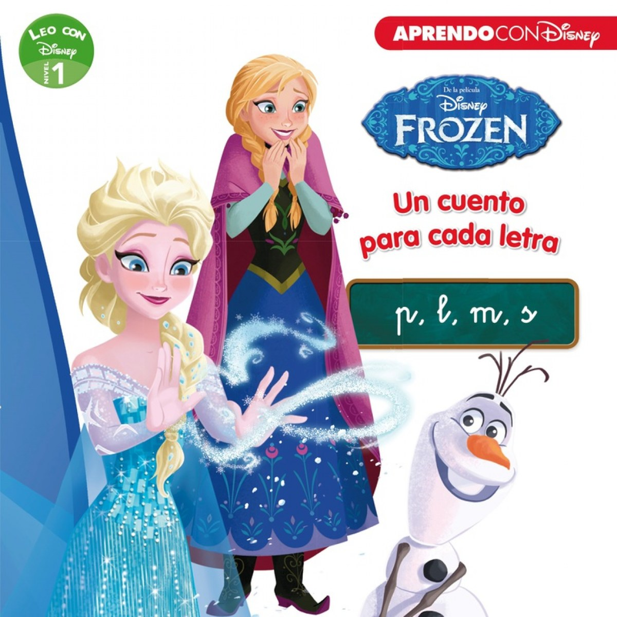 FROZEN. LEO CON DISNEY NIVEL 1