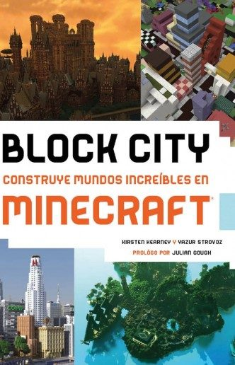 BLOCK CITY CONSTRUYE MUNDOS INCREIBLES EN MINECRAFT