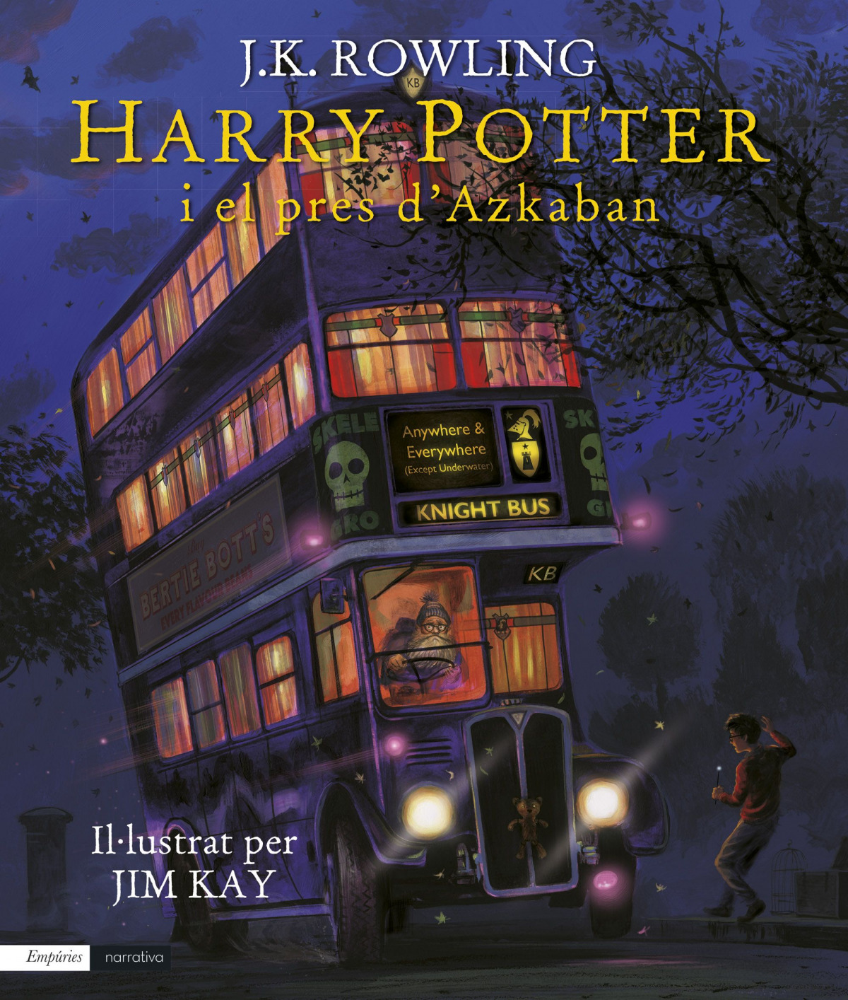 HARRY POTTER I EL PRES D´AZKABAN