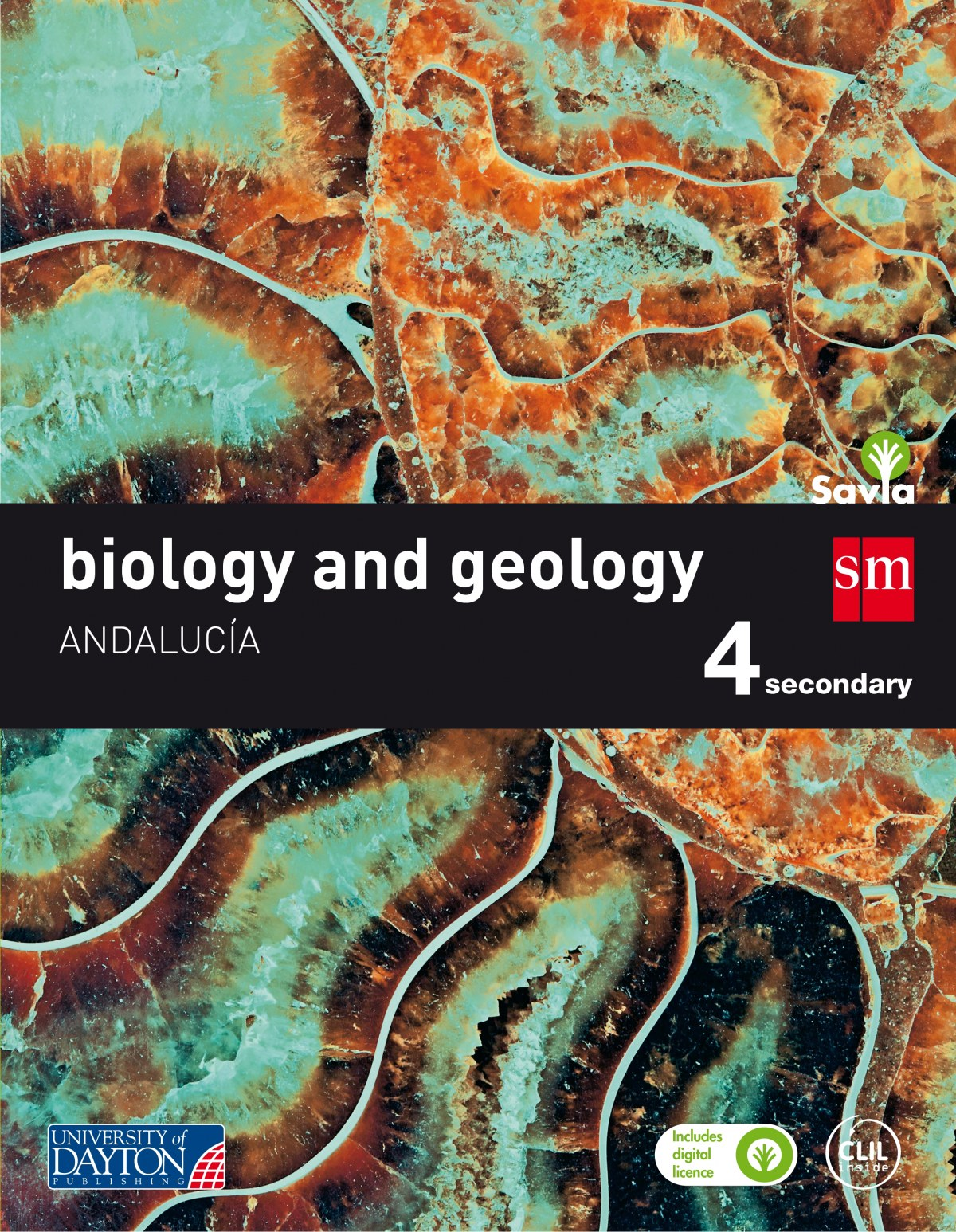 (AND).(17).BIOLOGY GEOLOGY 4ºESO (SAVIA).*ANDALUCIA*