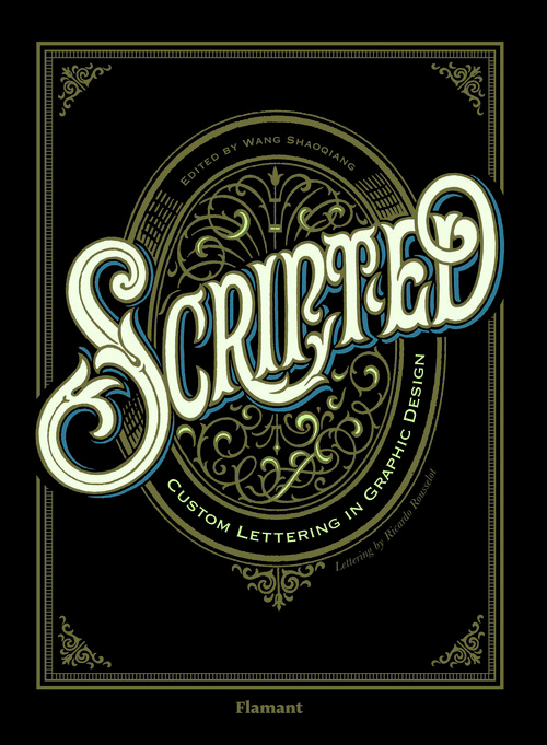 SCROPTED CUSTOM LETTERING IN GRAPHIC DESIGN