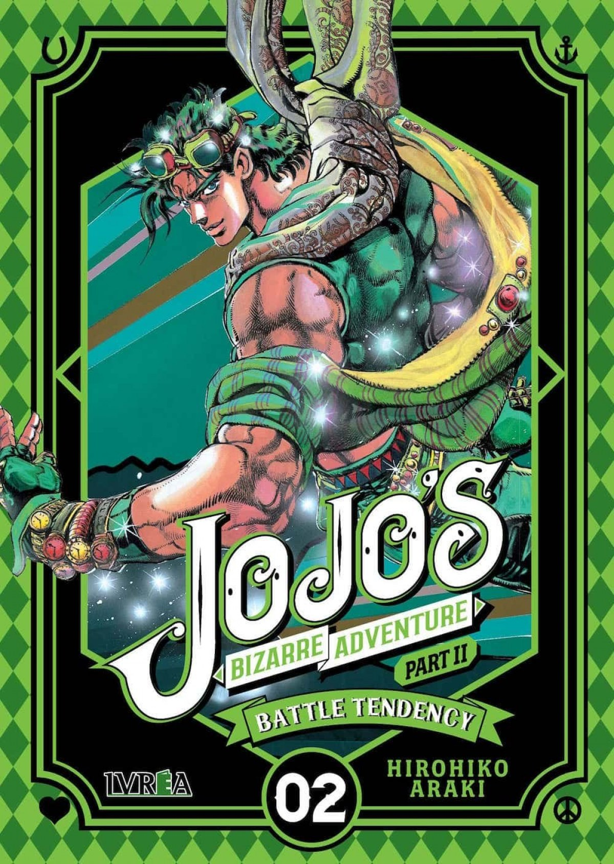JOJO´S BIZARRE ADVENTURE 05 BATTLE TENDENCY 02