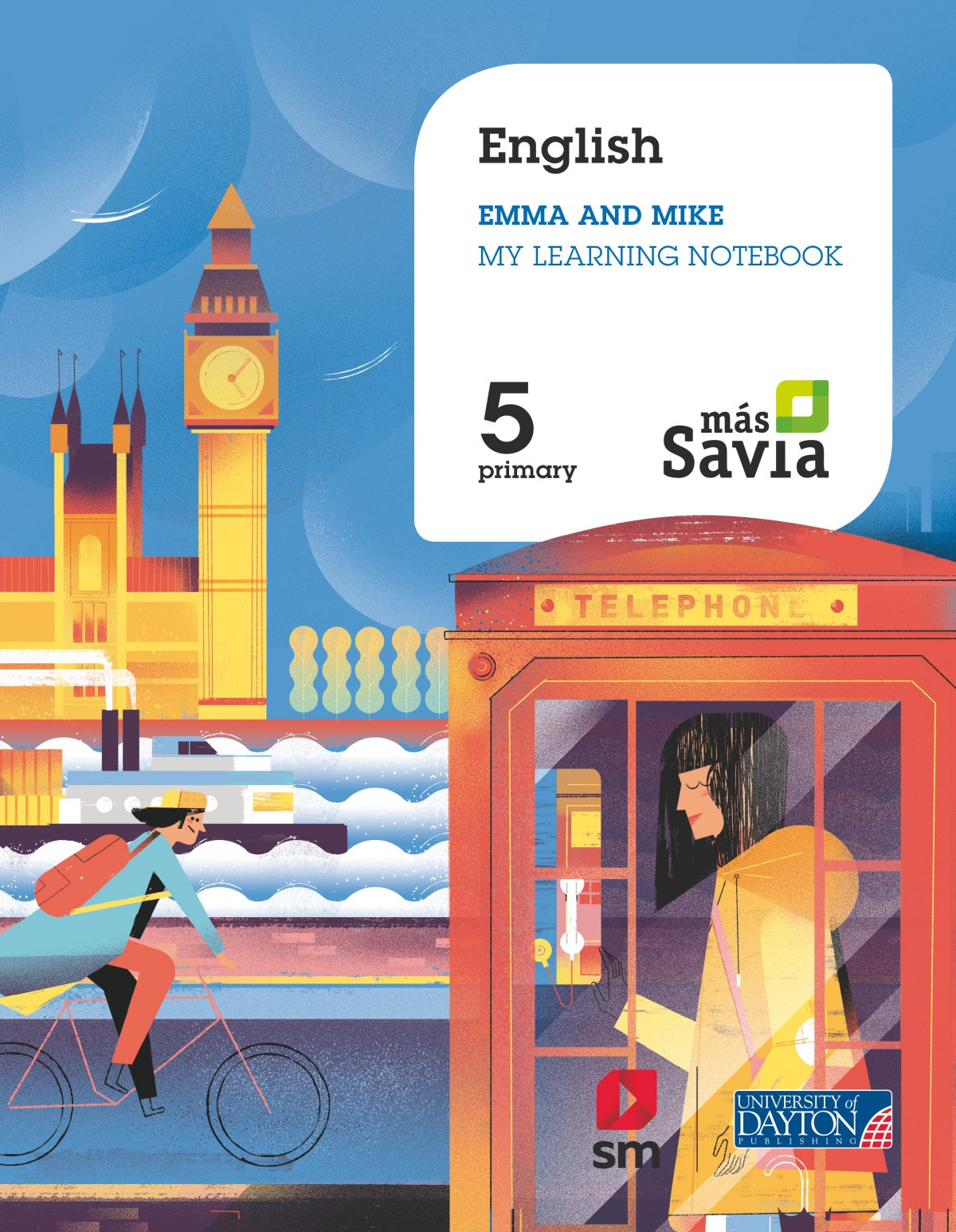 (18).ENGLISH MARAI AND WILLIAM 5ºPRIM.WORKBOOK