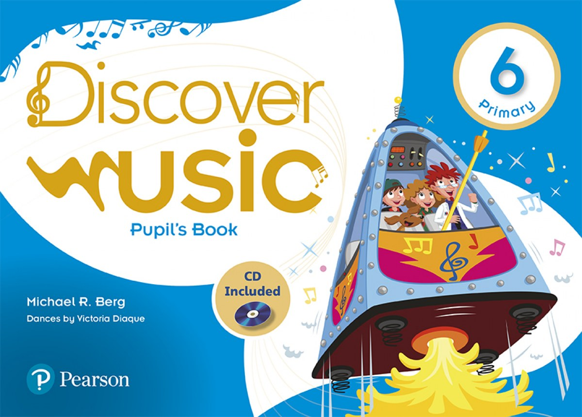 DISCOVER MUSIC 6 PUPILS BOOK PACK