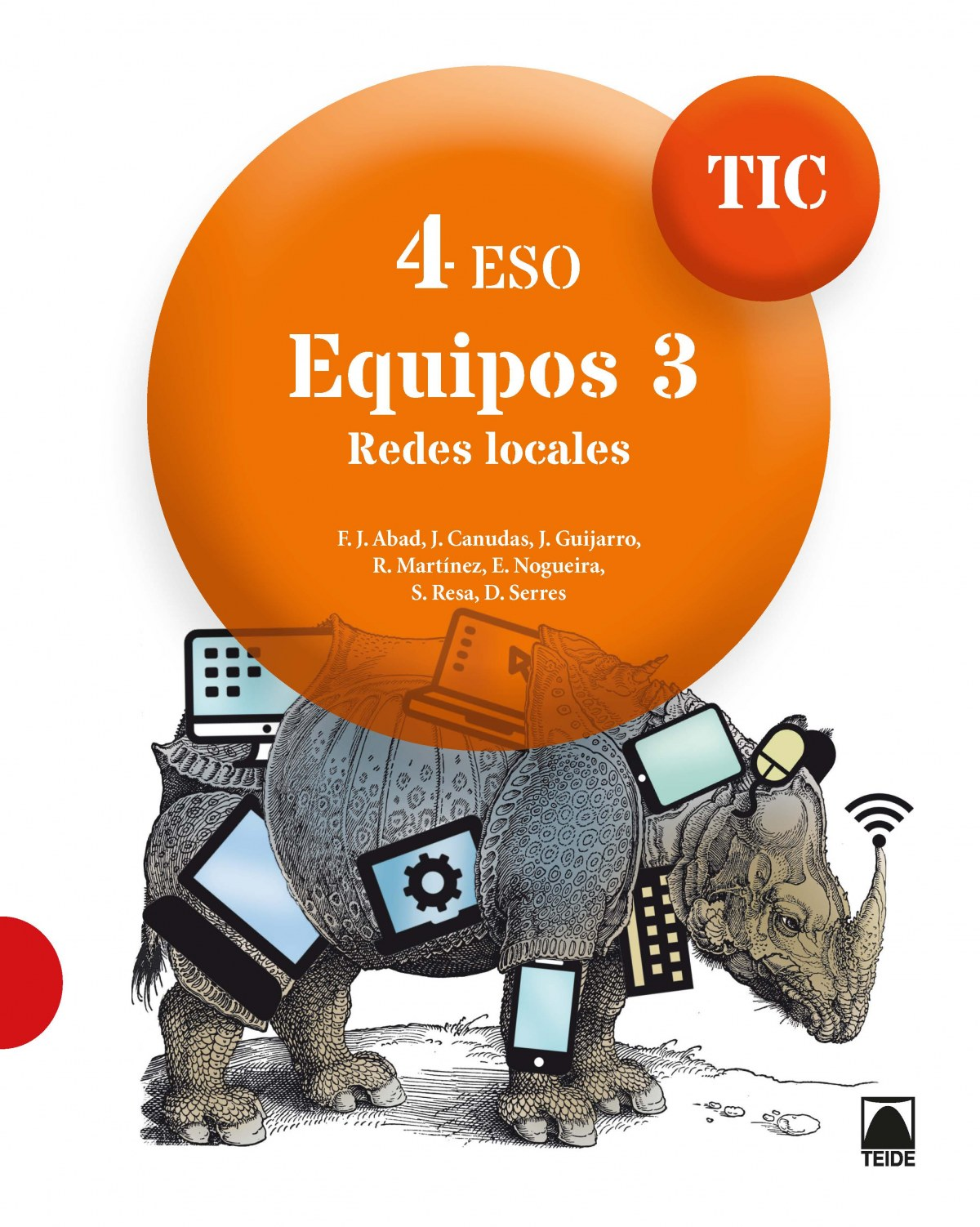 EQUIPOS 3 TIC 4ºESO