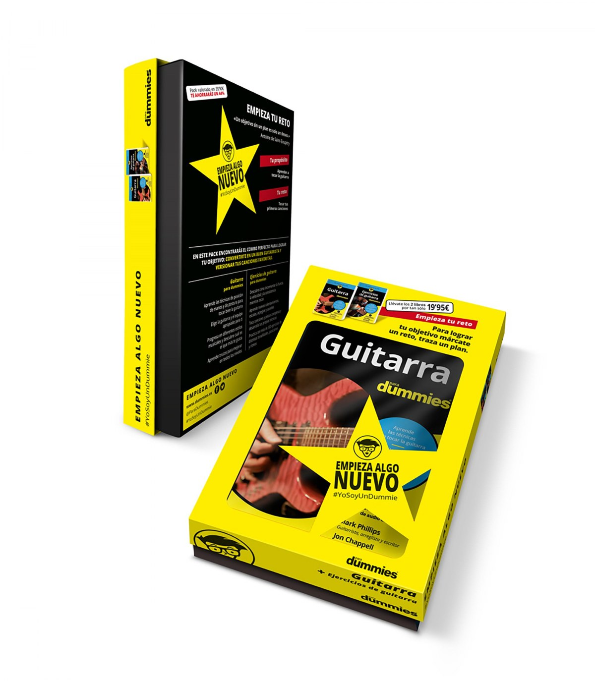 PACK GUITARRA