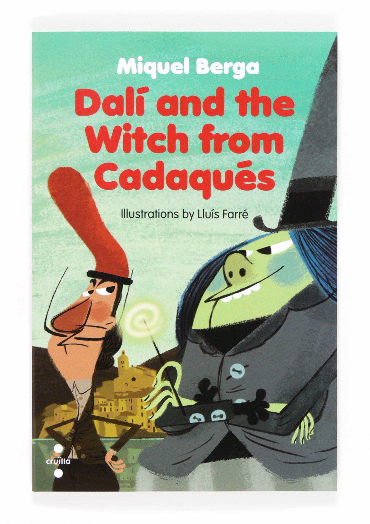 DALÍ AND THE WITCH FROM CADAQUÉS