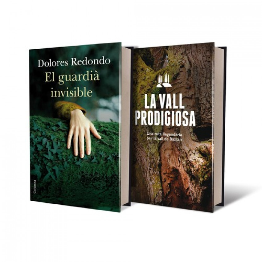 Pack el guardià invisible+La vall prodigiosa