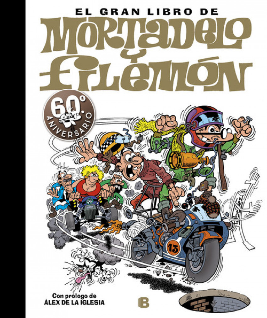 EL GRAN LIBRO DE MORTADELO Y FILEMóN