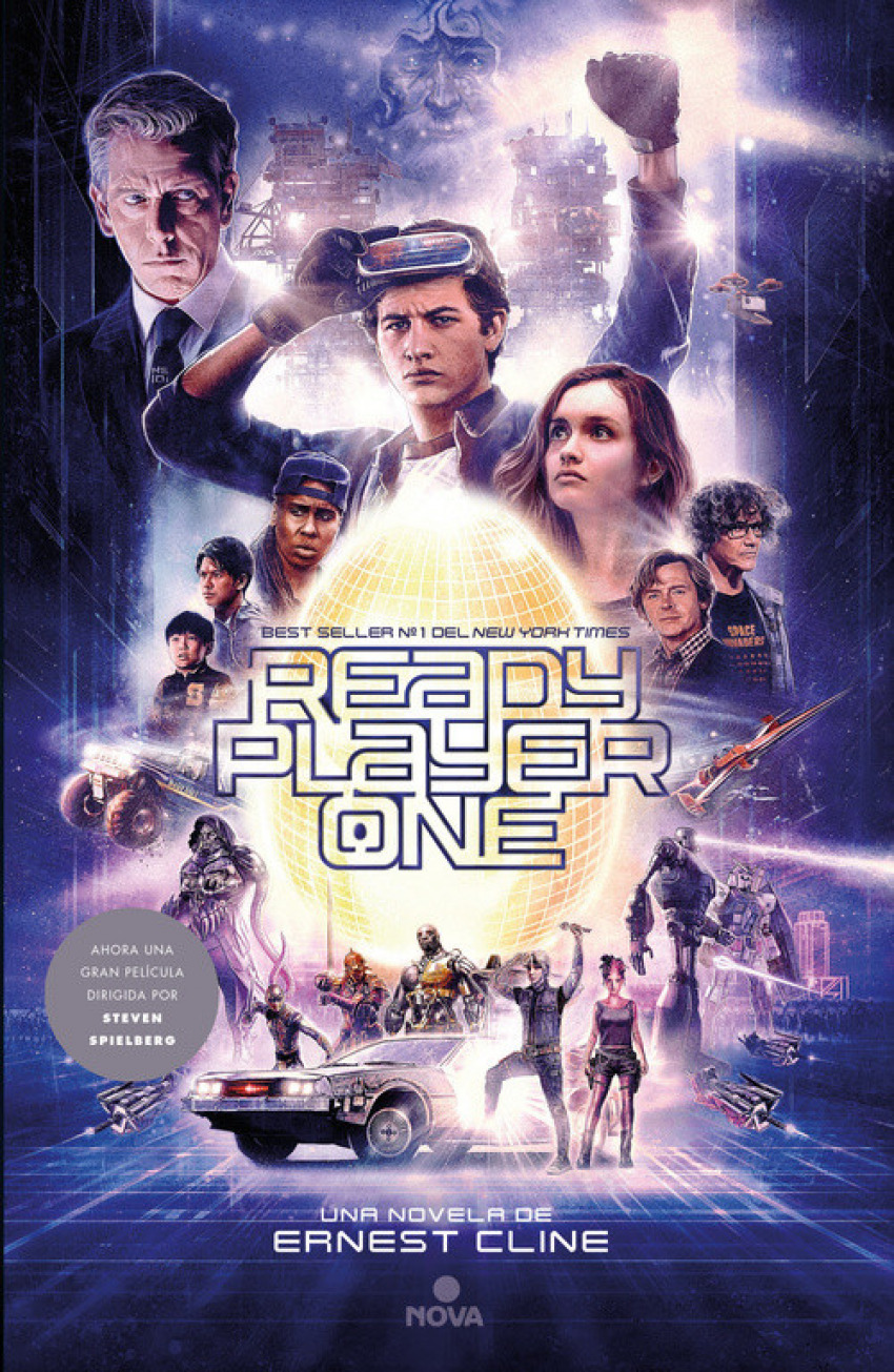 READY PLAYER ONE (PELICULA)
