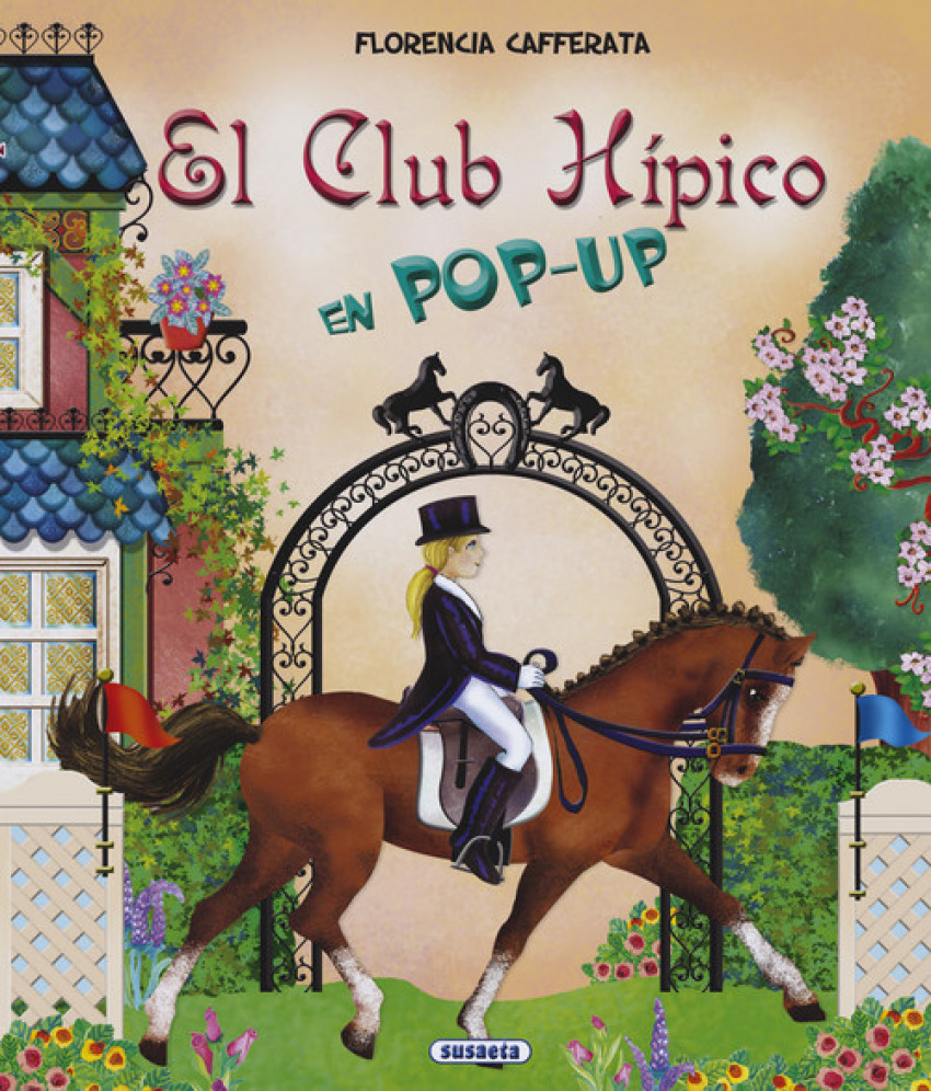 EL CLUB HÍPICO DE POP-UP