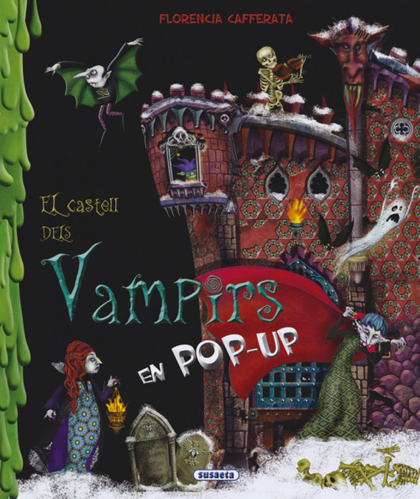 EL CASTELL DEL VAMPIRS POP-UP