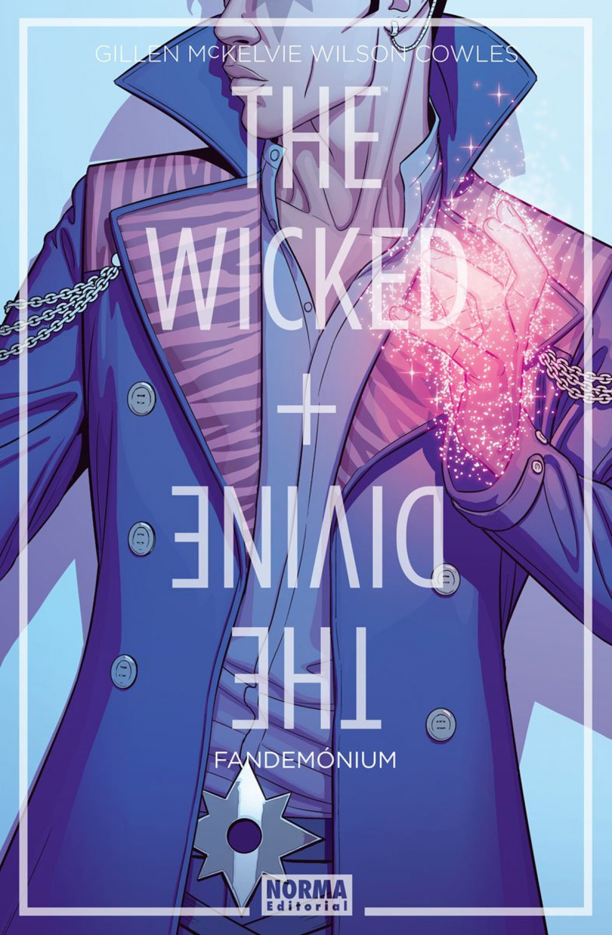 THE WICKED + THE DIVINE, 2