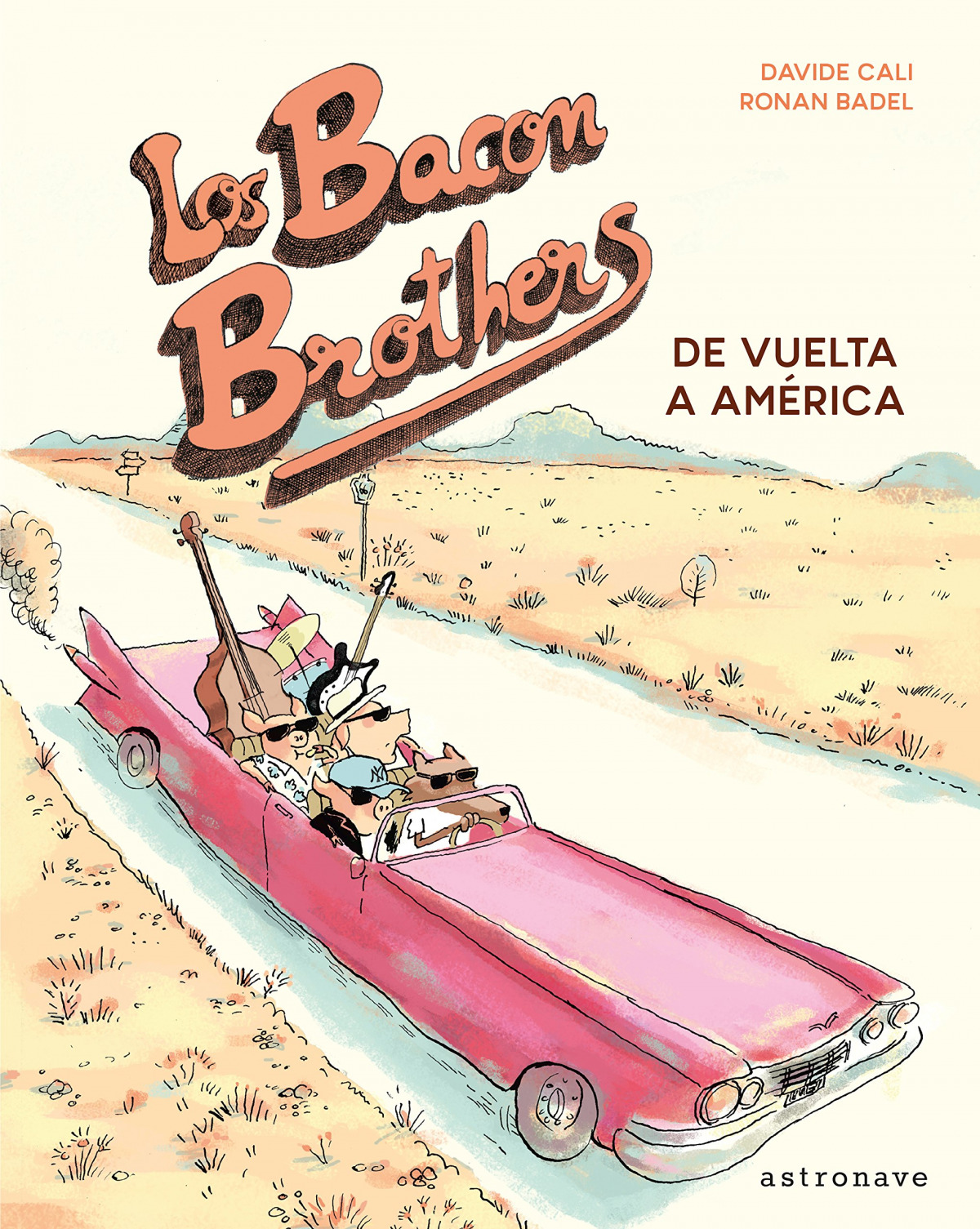 LOS BACON BROTHERS DE VUELTA A AM�RICA