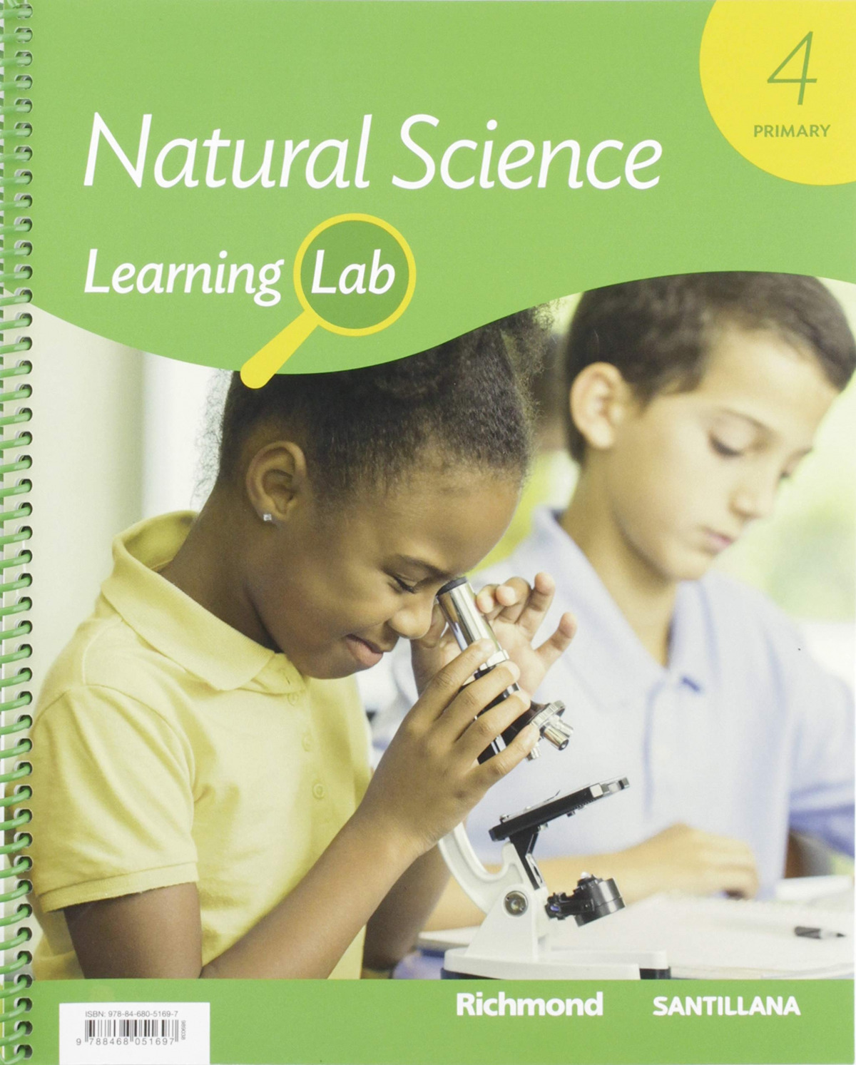LEARNING LAB 4 PRIMARIA NATURAL SCIENCE ED19
