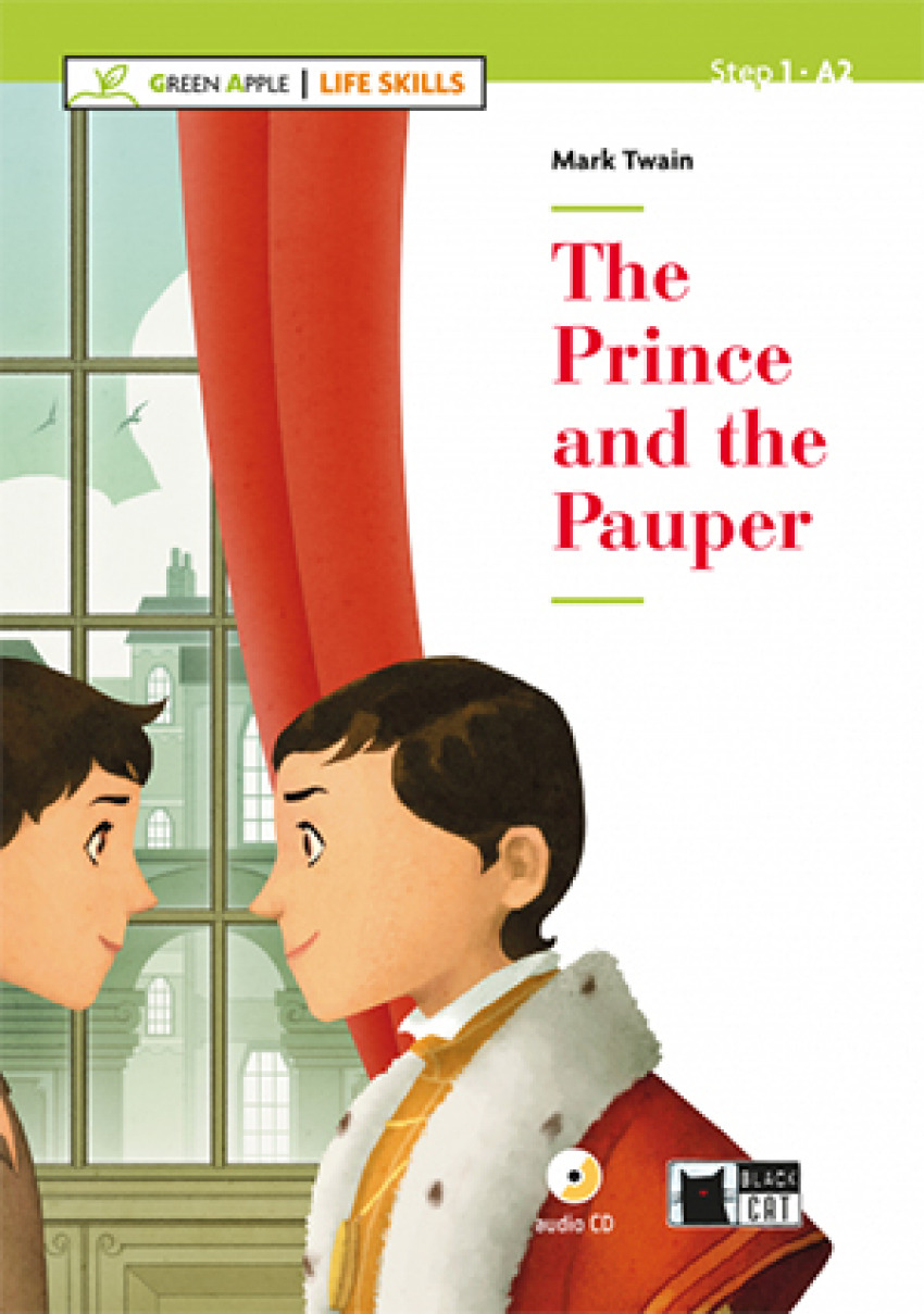 THE PRINCE AND THE PAUPER +CD LIFE SKILLS