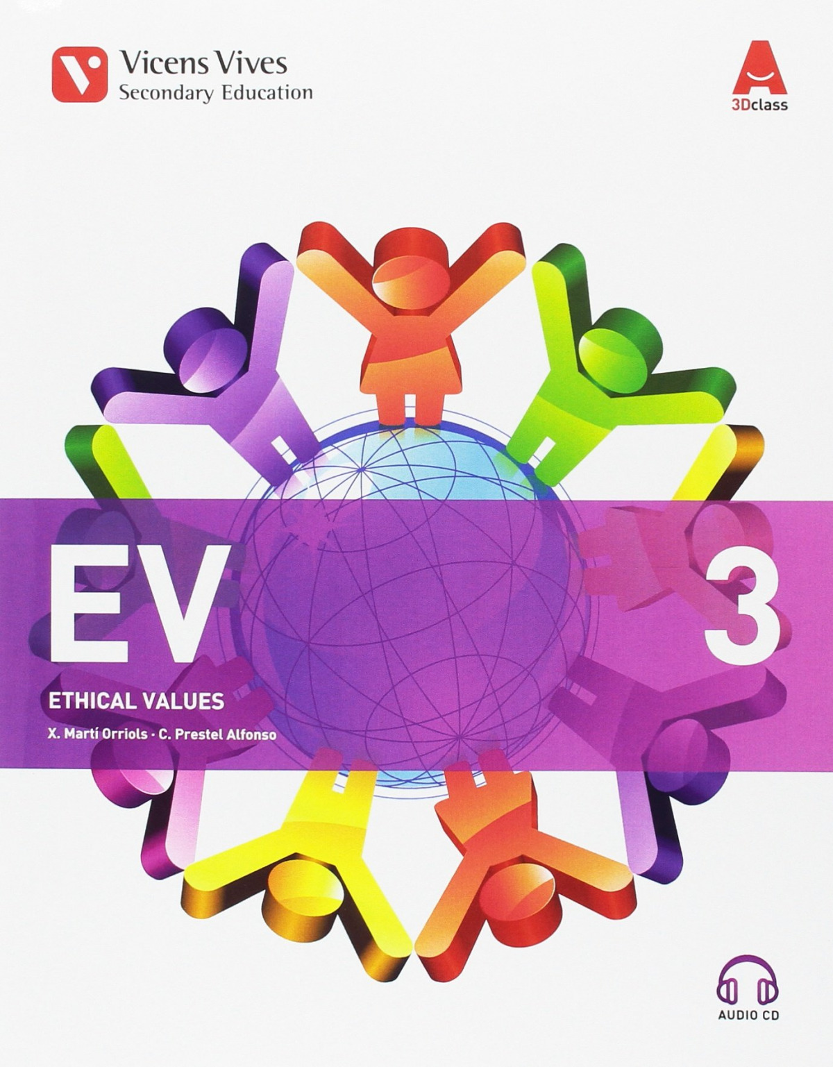 (AND).(17).ETHICAL VALUES 3º.ESO (+CD) *ETICA INGLES*