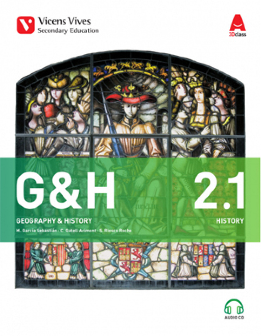 (VAL).(17).GEOGRAPHY HISTORY 2ºESO (+3CD)