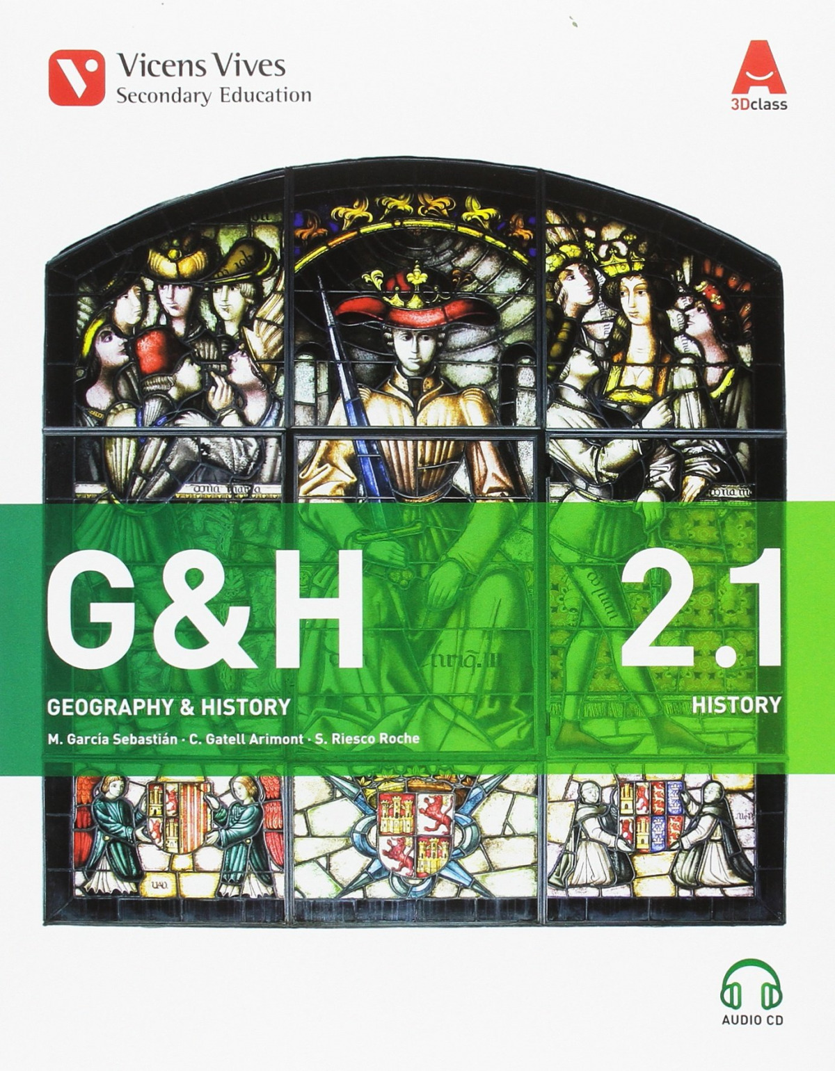 (AND).(17).GEOGRAPHY &HISTORY 2ºESO (+CDS) *EN INGLES*