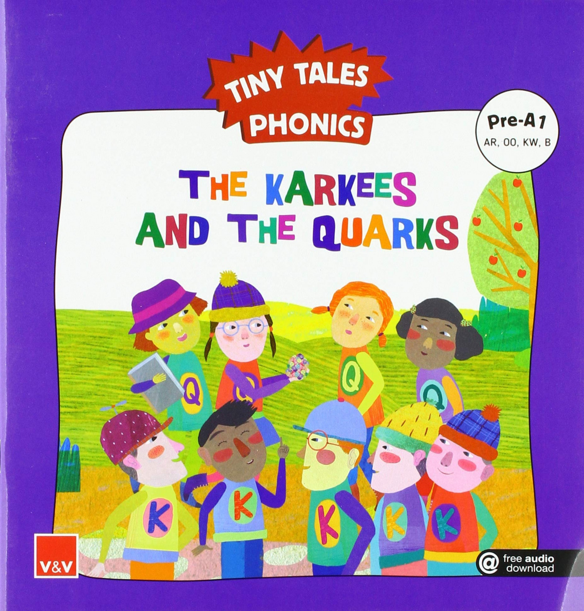 THE KARKEES AND THE QUARKS