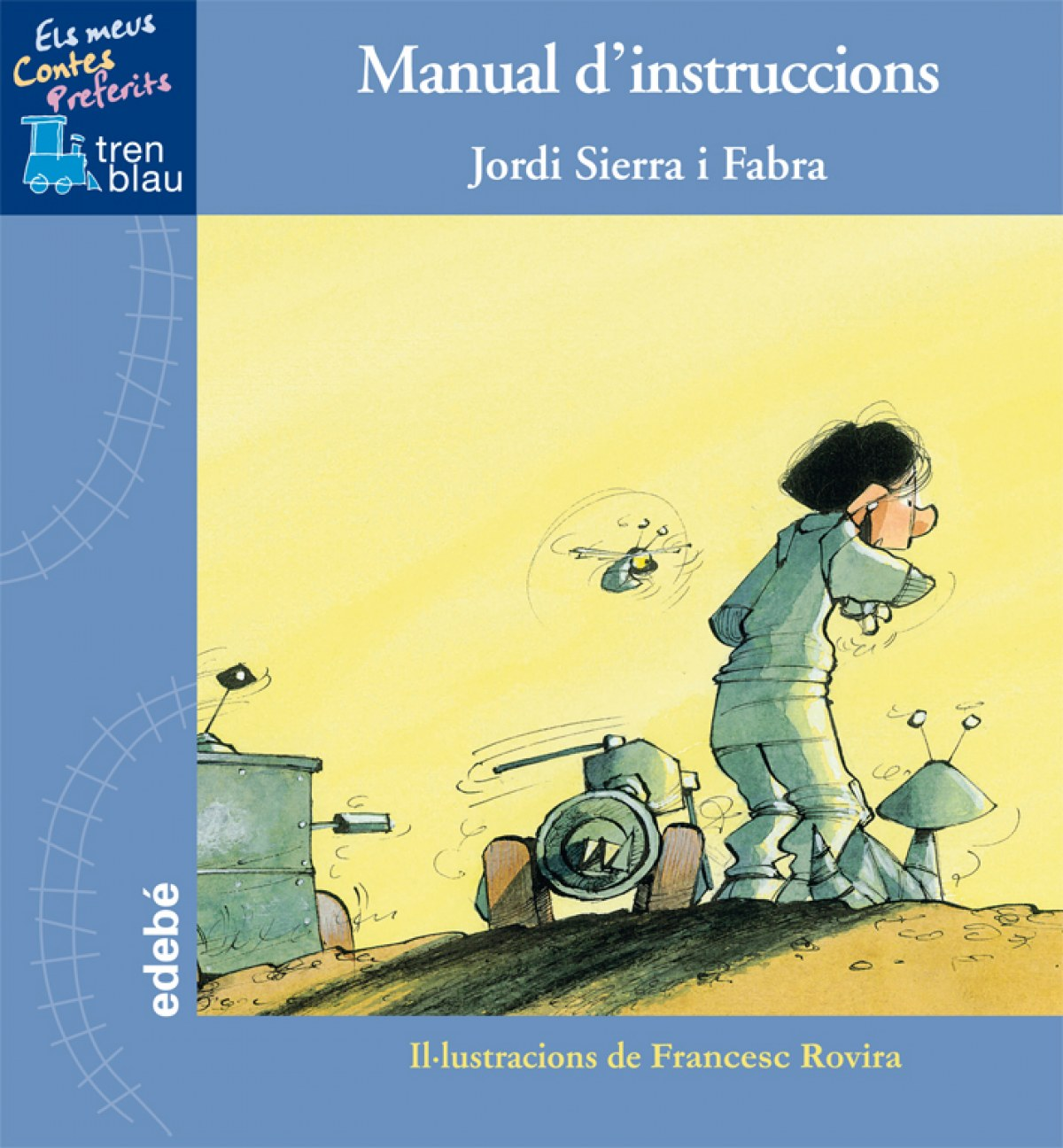 MANUAL D'INSTRUCCIONS