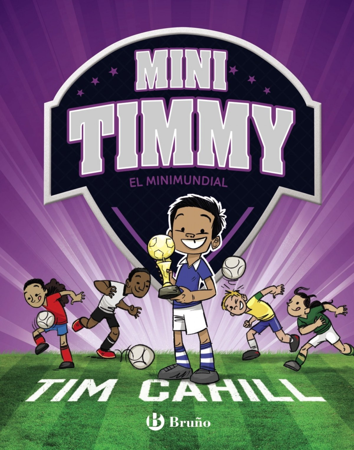 MINI TIMMY 4.EL MINIMUNDIAL