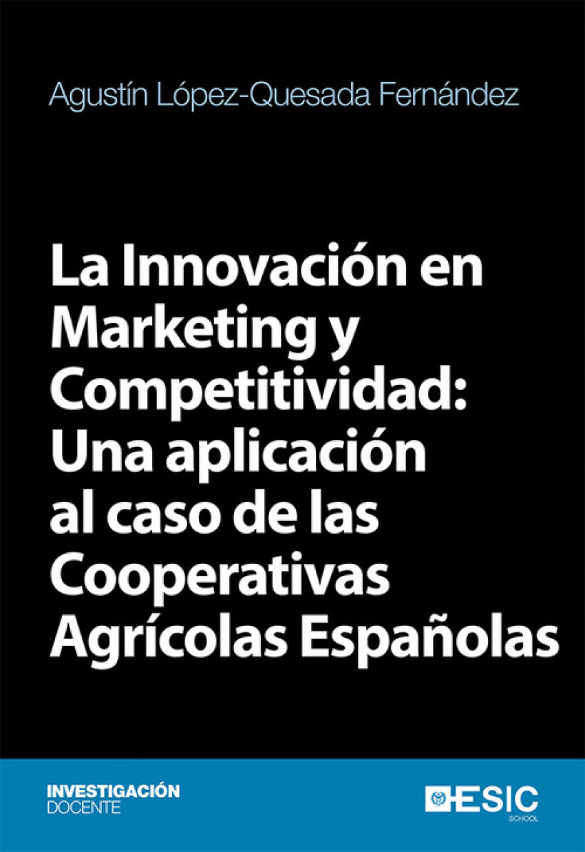 LA INNOVACIÓN EN MARKETING Y COMPETITIVIDAD