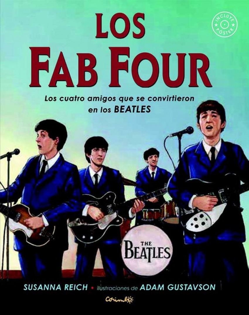 LOS FAB FOUR (+ POSTER)