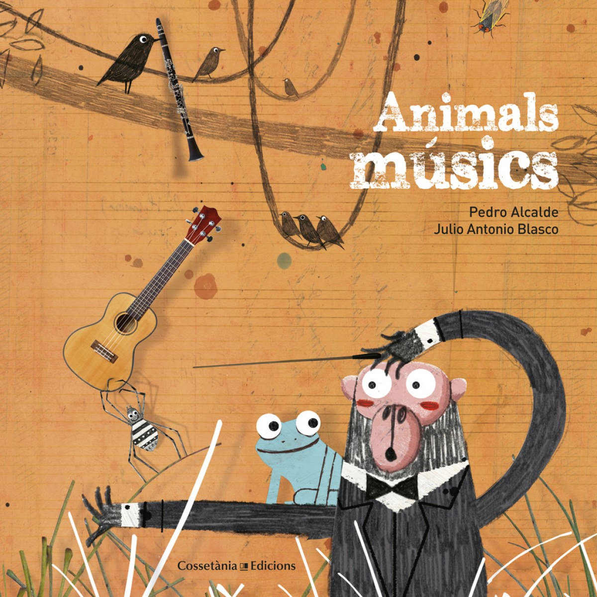 ANIMALS MÚSICS