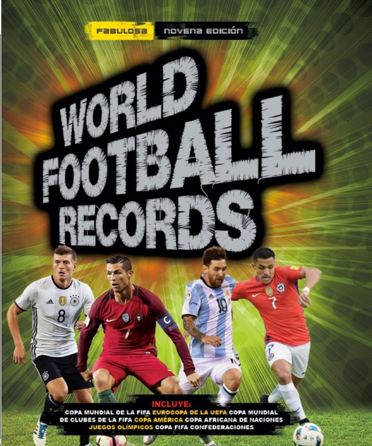 WORLD FOOTBALL RECORDS 2018