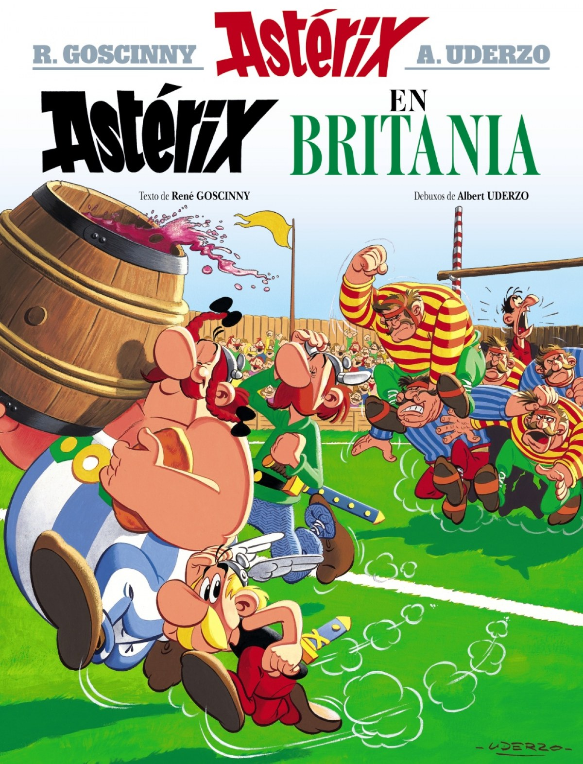 ASTERIX EN BIRMANIA
