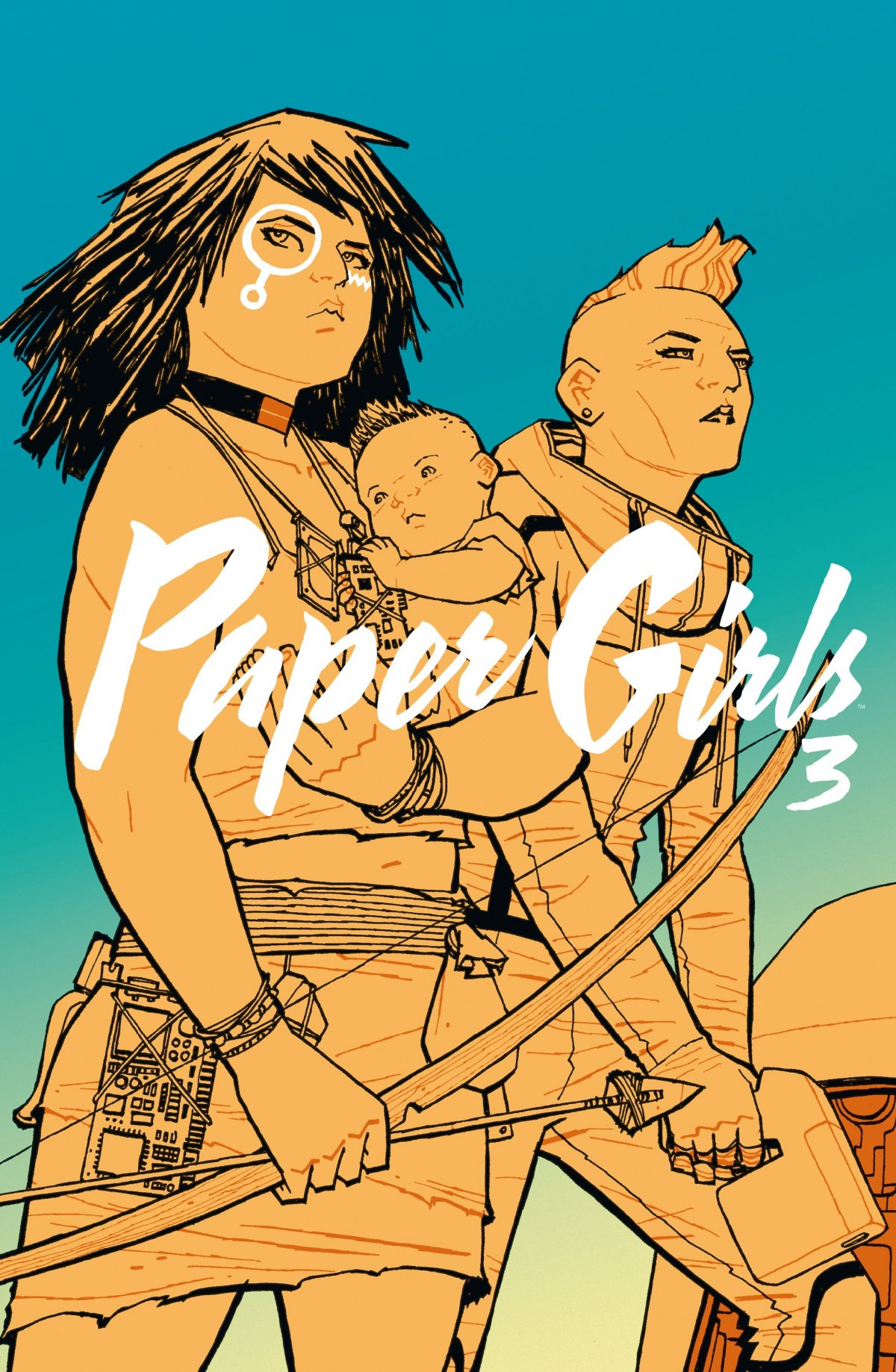 PAPERS GIRLS 3