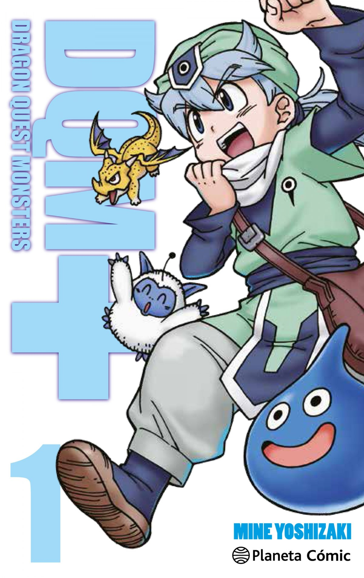DRAGON QUEST MONSTERS 1