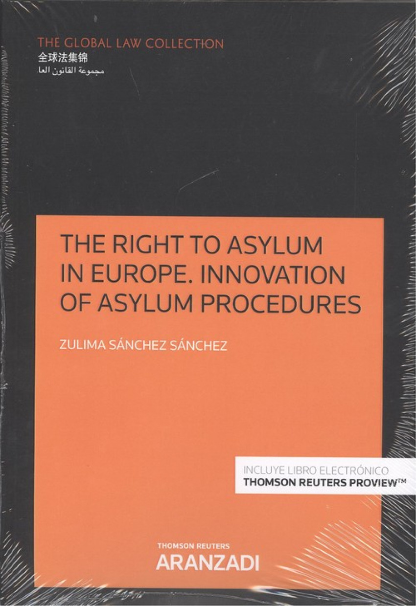 THE RIGHT ASYLUM IN EUROPE. INNOVATION OF ASYLUM PROCEDURES (DÚO)