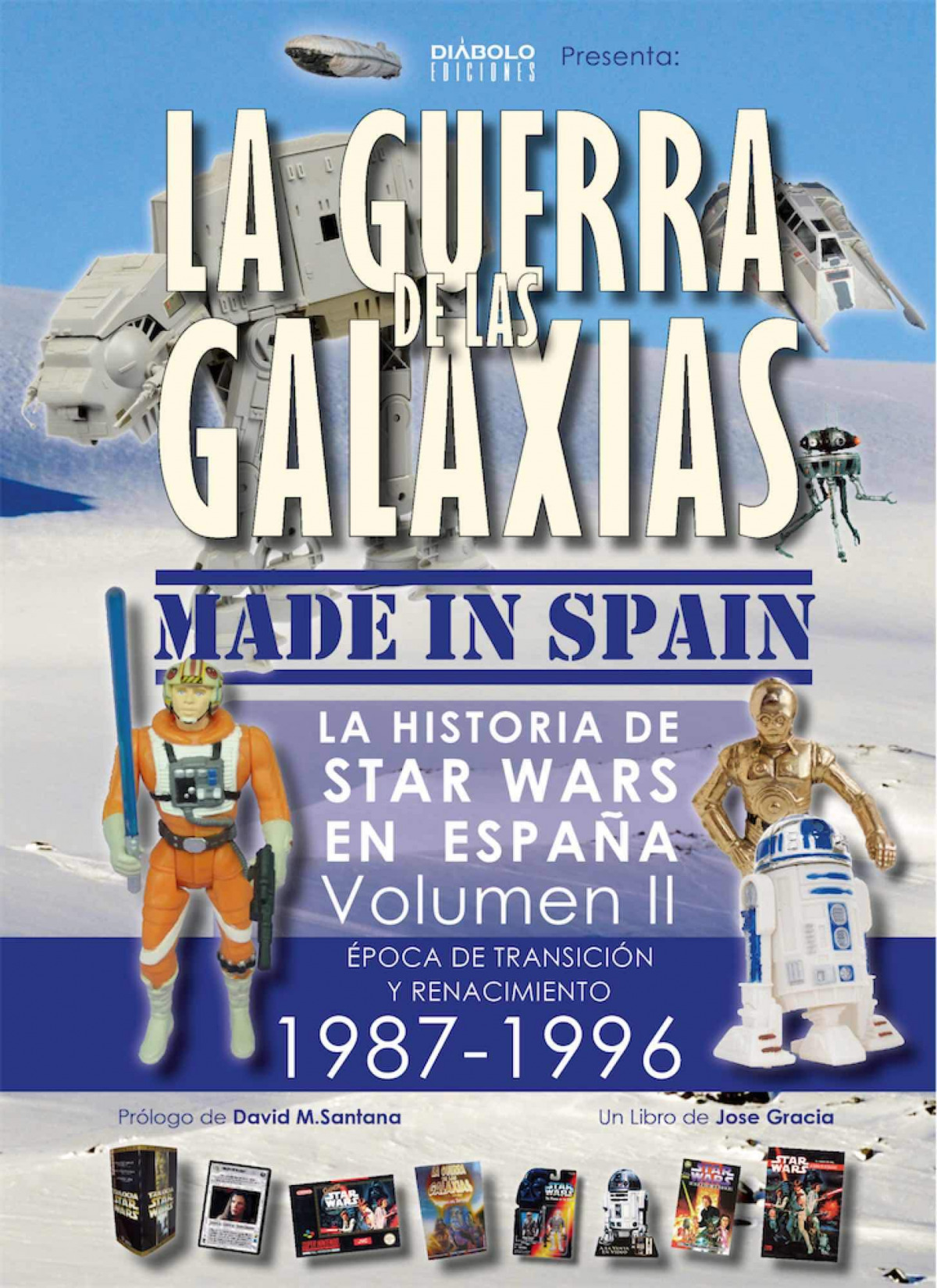 LA GUERRA DE LAS GALAXIAS MADE IN SPAIN