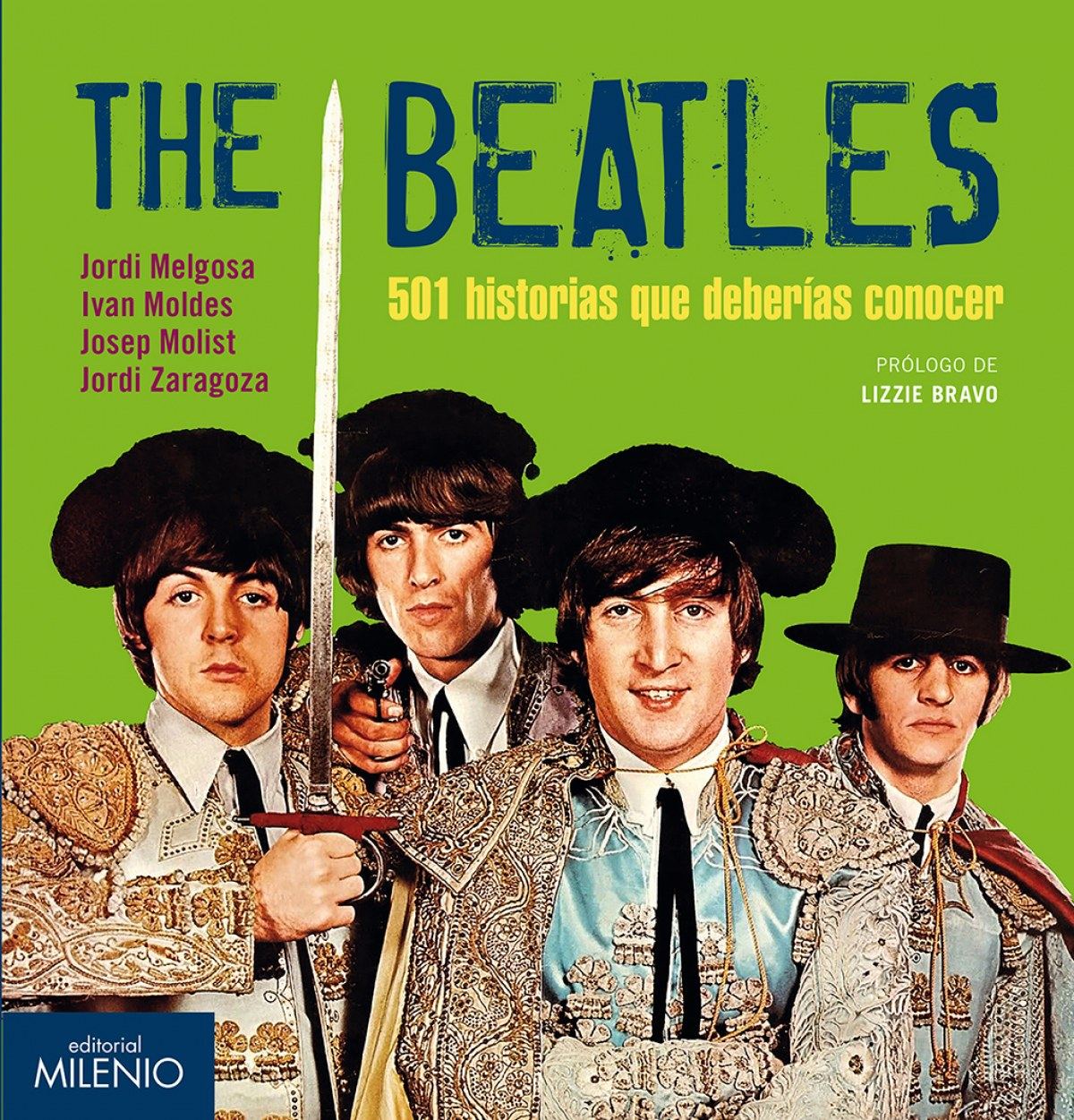 THE BEATLES.501 HISTORIAS QUE DEBERIAS CONOCER