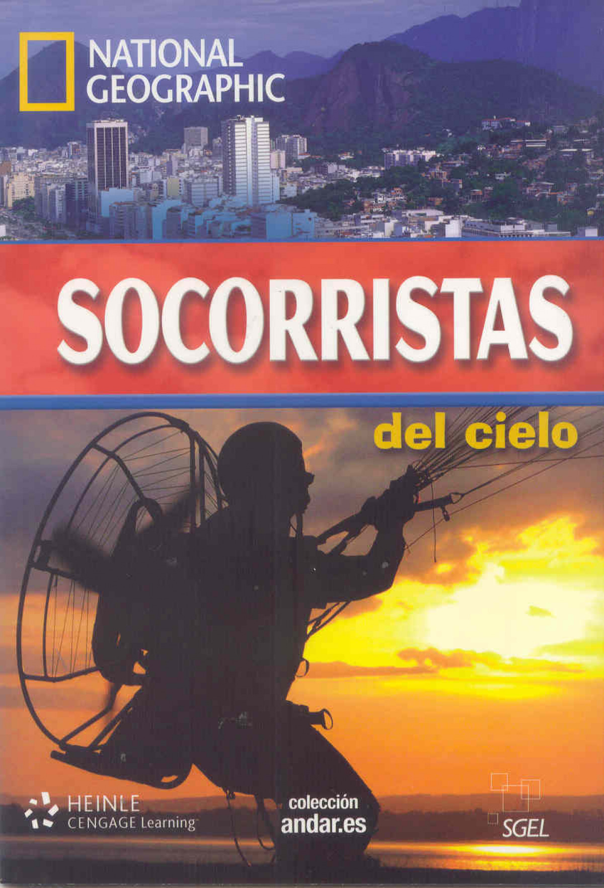 COLECCION NATIONAL GEOGRAPHIC: SOCORRISTAS CIELO+DVD B2
