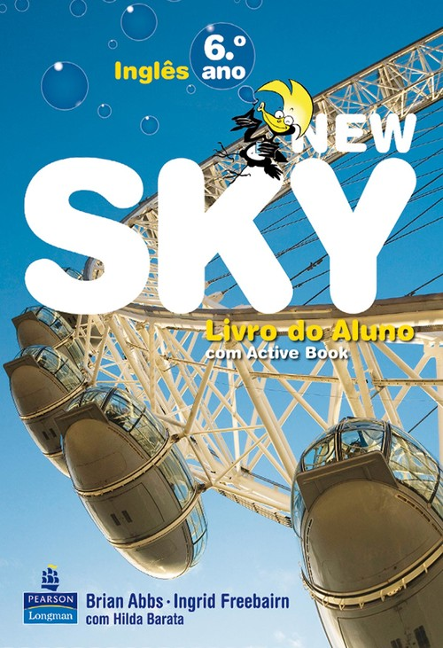(PORT).NEW SKY 6º ANO LIVRO DO ALUNO.(+ACTIVE BOOK)