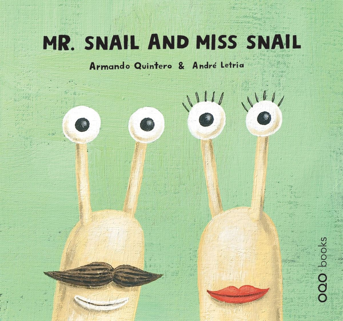 Mr Snail and Miss Snail