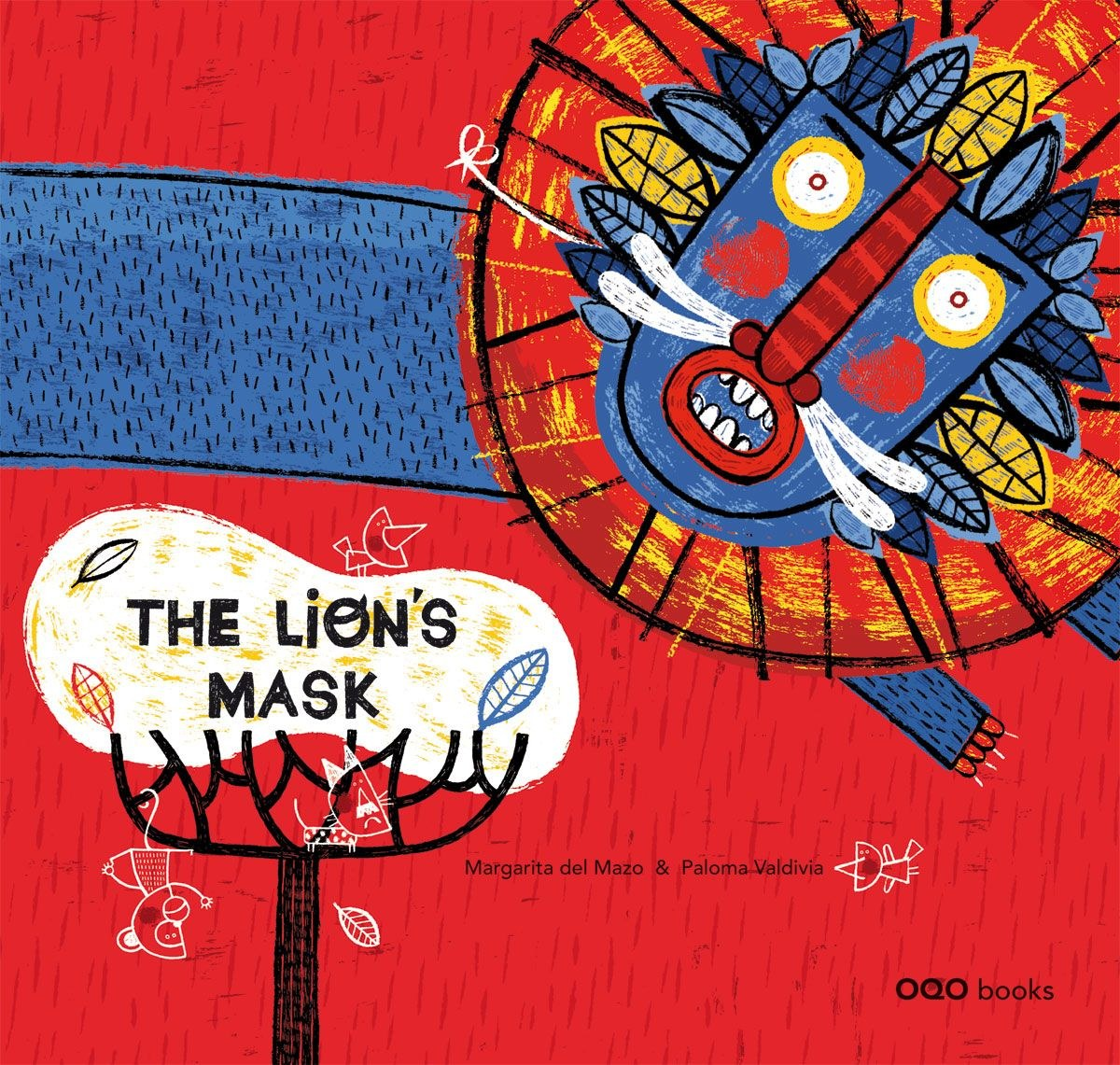The lion´s mask
