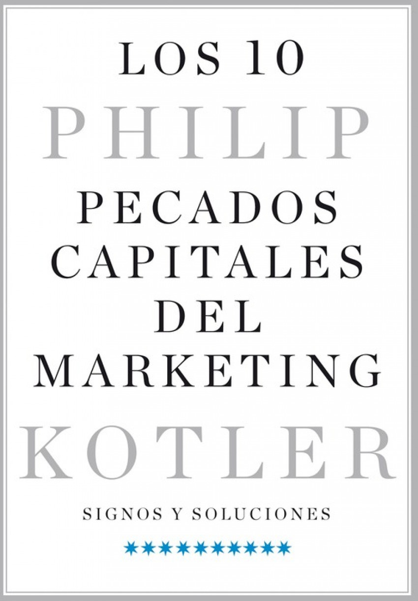 LOS 10 PECADOS CAPITALES DEL MARKETING