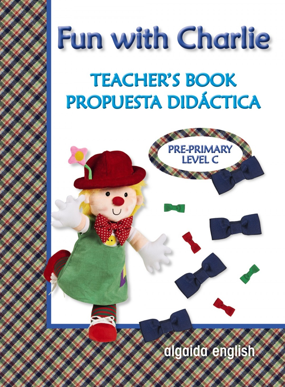 (TEACHER).FUN WITH CHARLIE.(PROPUESTA DIDACTICA)