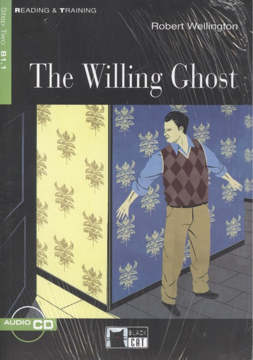 WILLING GHOST, THE.(+CD)