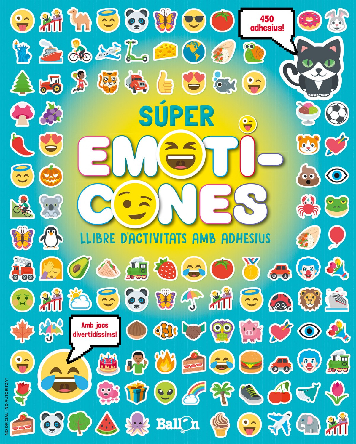 SÚPER EMOTICONES