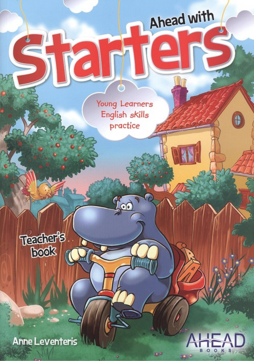 AHEAD WITH STARTERS.TEACHER´S BOOK.(+CD)