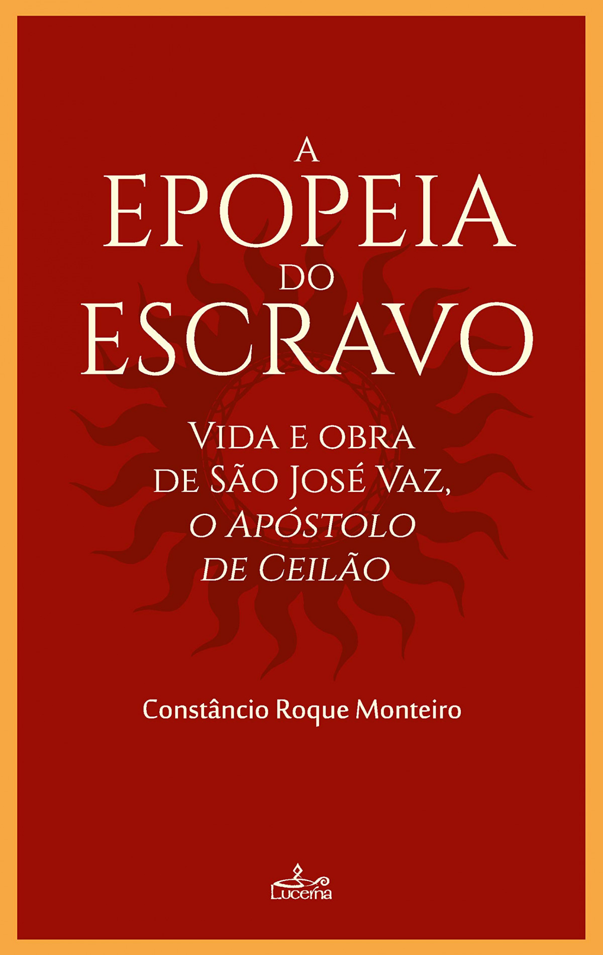 A EPOPEIA DO ESCRAVO