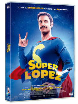 DVD SÚPERLOPEZ