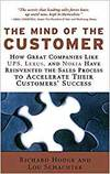 THE MIND OF THE CUSTOMER; HOW THE WORLD'S LEADING SALES FORCE ACCELERATE THEIR CUSTOMERS' SUCCESS