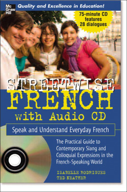 STREETWISE FRENCH, CD EDITION